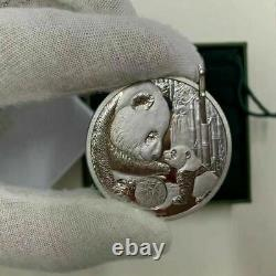 2021 The 40th Anniversary of Chinese Panda Gold Coin 20g Silver+1g Gold Coin