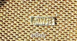Antique Chinese Export Filigree Gilt Sterling Silver Cloisonné Locket Pendant