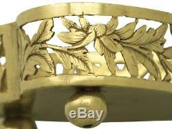 Antique Chinese Export Silver Gilt Potpourri Boxes Antique Circa 1870
