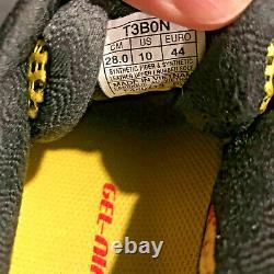 Asics Gel-Nimbus 15 Mens Running Size 10 T3B0N Bruce Lee Gold Chinese Red Black