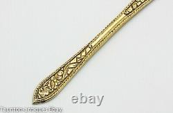 Chinese solid silver gold gilt hair ornament cucuk sanggul barrettes 19/20th c