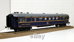 LS Models H0 49192 Wagon Restaurant Wr, Blue, Livery 1956 Ciwl Ep. III