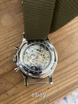 Reissue Chinese Air Force Genuine Seagull 1963 Wristwatch