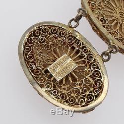 Bracelet Chinois D'exportation D'argent Doré Bijoux Chine Et De L'anneau