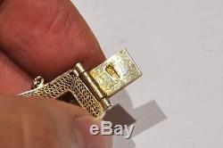 Bracelet En Jade Doré À L'exportation De Bijoux En Porcelaine De Chine Rose Quartz
