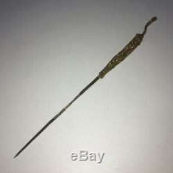 Epingle À Cheveux Sculptée, Poisson, Chinois