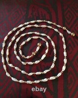 Lot De Bijoux Pour L'artisanat Ou La Réparation 14k Or Chinois Sculpté Jade 925 Perles D'argent