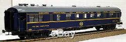Ls Models H0 49192 Wagon Restaurant Wr, Bleu, Livery 1956 Ciwl Ep. III