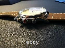 Mouette 1963 Chronographe Chinois Aviation Watch Sea-gull