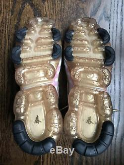 Nike Air Vapormax 2019 Cny Nouvel An Chinois Chaussures Sz Or 10 (bq7038-001)