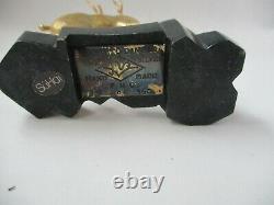 Suhai Sterling Silver Gold Plated Deer #2 Ltd Ed 136/560